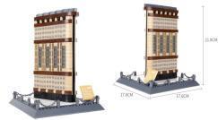 Bald erhältlich:  das Flatiron Gebäude in New York