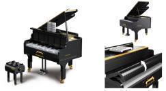 Bald erhältlich:  ein Konzertflügel mit Elektronik