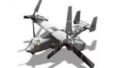 Bald wieder erhältlich:  V - 22 Osprey