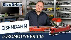 Youtube: Lokomotive BR 146 von BlueBrixx
