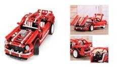 Bald wieder erhältlich:  Muscle Car in rot