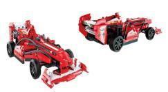 Bald erhältlich:  Ferngesteuerter Technic Formel Rennwagen 2.4 G