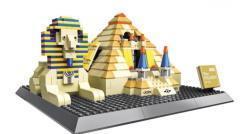 Bald wieder erhältlich:   die Pyramiden von Gizeh