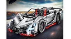 Bald erhältlich:  Sportwagen