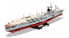 Bald erhältlich:  Flugzeugträger Graf Zeppelin