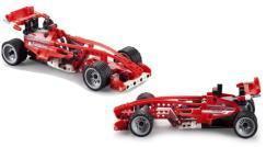 Bald erhältlich:  Formel Rennwagen mit Pull Back