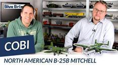 Youtube: North American B-25B Mitchell von Cobi @ BlueBrixx