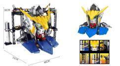 Bald erhältlich:  Riesenkrieger RX-93