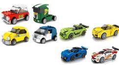 Bald erhältlich:  Fahrzeuge im 4er Set