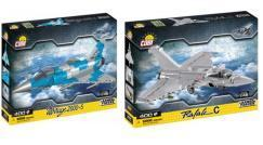 Bald erhältlich:  Dassault Mirage 2000 und Dassault Rafale C