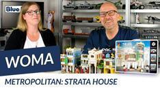 Youtube: Metropolitan Strata House von Woma @ BlueBrixx