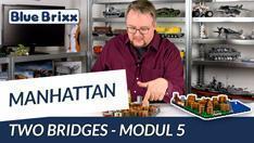 Youtube: Manhattan-Modul 5 - Two Bridges von BlueBrixx