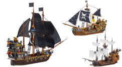 Bald erhältlich:  drei Piratenschiffe von Zhe Gao