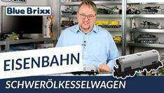 Youtube: Schwerölkesselwagen von BlueBrixx