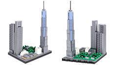 World Trade Center ist fast fertig