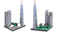 World Trade Center ist fast fertig