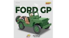 Bald erhältlich:  Ford GP