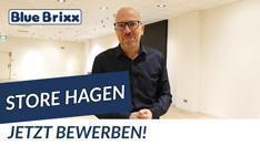 Youtube: Erster BlueBrixx-Store in Hagen - auf Tour mit Klaus!