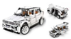 Bald erhältlich: Ferngesteuerter Geländewagen