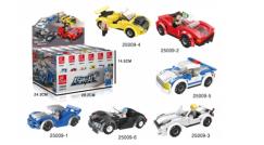 Bald erhältlich: Mini-Fahrzeug-Set (6 in 1)
