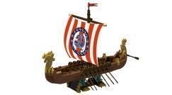 Neuankündigung im Shop: Thorwaler Drachenschiff aus Das Schwarze Auge