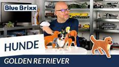 Youtube: Golden Retriever aus Diamond Blocks - BlueBrixx Pro @ BlueBrixx