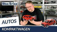 Youtube: Kompaktwagen von BlueBrixx