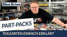 Youtube: Part-Packs von BlueBrixx - Teilearten einfach erklärt!