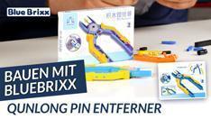 Youtube: Pin-Entferner von QunLong - Bauen mit BlueBrixx