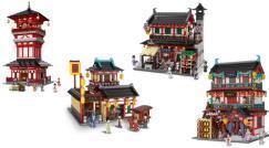 Bald erhältlich:  Neue  Chinesische Häuser aus der Tang-Dynastie