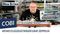Youtube: Flugzeugträger Graf Zeppelin von Cobi @ BlueBrixx