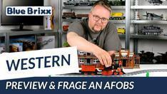 Youtube: Western-Sets von BlueBrixx - Preview und Frage an euch AFOBs!