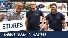 Youtube: BlueBrixx Store in Hagen - wir stellen unser Team vor!