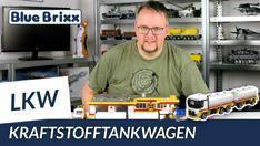 Youtube: Kraftstofftankwagen von BlueBrixx