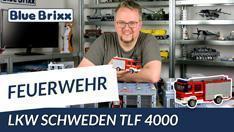 Youtube: Feuerwehrfahrzeug TLF 4000 von BlueBrixx