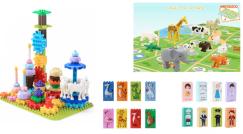 Bald erhältlich:  verschiedene Sets für Kinder