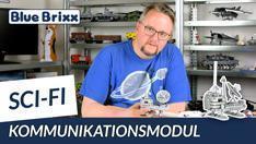 Youtube: Main Base Mars - Kommunikationsmodul von BlueBrixx