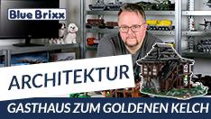 Youtube: Gasthaus Zum Goldenen Kelch von BlueBrixx
