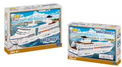 Birka-Kreuzfahrtschiff von Cobi!