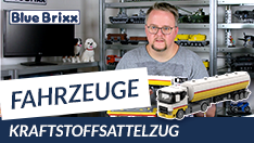 Youtube: Kraftstoffsattelzug von BlueBrixx