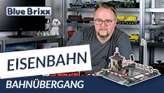 Youtube: Bahnübergang von BlueBrixx