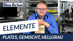 Youtube: Bausteine-Sets mit gemischten Plates von BlueBrixx