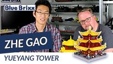 Youtube: Yueyang Tower von Zhe Gao @ BlueBrixx