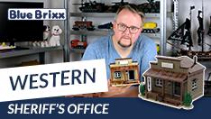 Youtube: Sheriff's Office von BlueBrixx