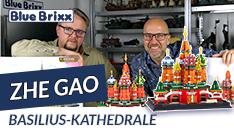 Youtube: Basilius-Kathedrale von Zhe Gao @ BlueBrixx - mit News von Klaus!