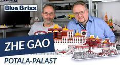 Youtube: Potala-Palast von Zhe Gao @ BlueBrixx - 3.600 Teile in Tibet!
