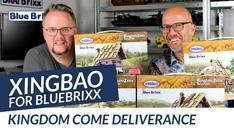 Youtube: XingBao for BlueBrixx: Kingdom Come Deliverance - wir bauen zwei Sets auf!