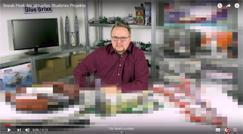 YouTube: Sneak Peek der aktuellen Bluebrixx Projekte