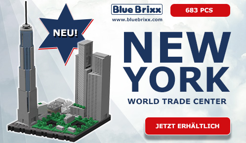 BlueBrixx Manhattan World Trade Center