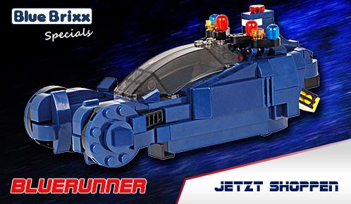 Blue Runner jetzt verfügbar!